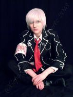 Zero Kiryu from Vampire Knight by AngieSchwartz