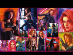 Mara Jade Wallpaper by Thimburd