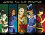Avatar: The Last Airbender: United -Redux by Grim-Raider