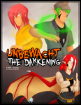 Unbewacht: The Darkening -cover- by Drache-Disunki