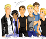 The Greasers - Revamp by Goten0040