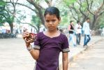 Young Indian girl by theivanov