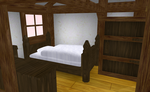 -stage flood RPG-Medieval dorms by amiamy111
