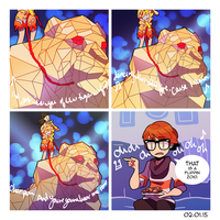 Daily Comic - 02.01.15 by tabby-like-a-cat
