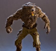 Werewolf by philipe3d