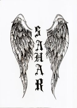 tattoo design by DaRk-HeAvEn-717