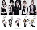 the GazettE- Before I Decay xD by Alzheimer13