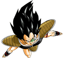 Vectorscan 048 - Raditz 001 by VICDBZ