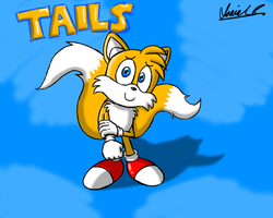One Hour Sonic 3 - Tails by isaiahdjkim