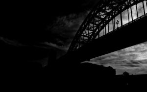Tyne Bridge III by DocChaosZ7-X