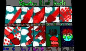 Counter Blast Levels by Carnage-Kitsune