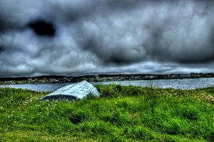 Shores of Little Catalina HDR by Witch-Dr-Tim