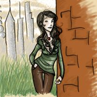 Anne in the City by rethe