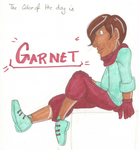 Color Garnet by ParzifalsJudgment