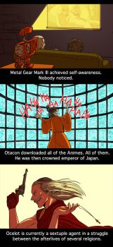 MGS - after mgs4 by FerioWind