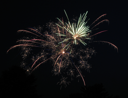 Firework Image 0556 by WDWParksGal-Stock