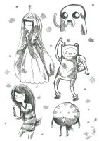 adventure time by Evino-chan