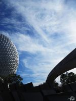 Epcot by SOURSKULL