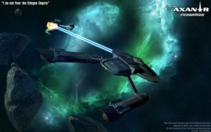 I do not fear the klingon Empire by Joran-Belar