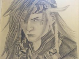 Caius Ballad Final Fantasy XIII-2 Nearly Complete by jessybell19
