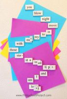 The Daily Magnet #117 by FridgePoetProject