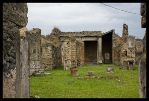 Lost Home of Pompeii by Vagrant123