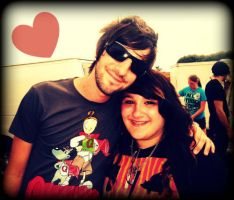 Me and Jack From all Time low by maraaax3