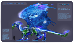 Planetarum Adoptable Auction - THE TERRA [CLOSED] by Michael-Richter