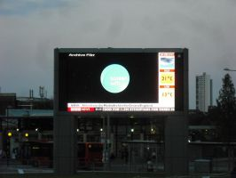 BBC Big Screen at Woolwich by betterwatchit