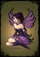 Spirit Day Fairy by LadyIlona1984