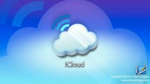 iCloud icon by Elom Design by ElomDesign