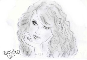 Taylor Swift... by Tsuskiko