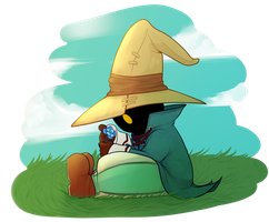 Vivi by LindyLizards