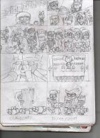 Storyboard 3 of 3 by claudinei230