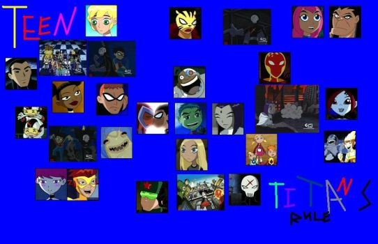 teen titans rule by 369258147