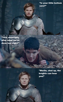 The knights can hear you - Merthur.png by FreakyFangirl97
