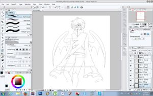 .: Adoptable Prize - Incubus WIP:. by luffableadoptable
