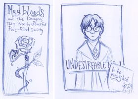 07_13 Umbridge's Handiwork by kuabci