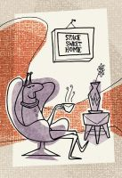 Space Sweet Home by SimiArbeit