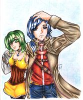 Malane and Orika by sefie-ireth