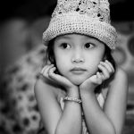 Her Crocheted Hat by astra888