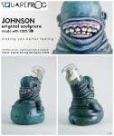 Johnson profile by SquareFrogDesigns