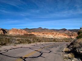 Scenic Route 66 by Swanee3