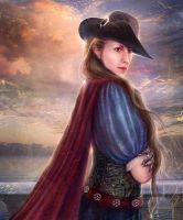 pirate by Girre