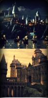 Hogwarts through the years by x--photographygirl