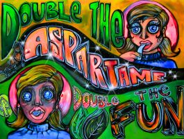 Double the Aspartame by Queen-Of-Fables