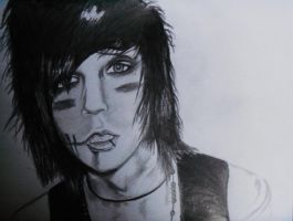 Andy Sixx for Meaghan by xitsveronikiox
