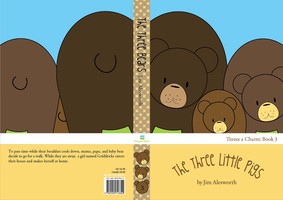 Three Little Bears by Momo-Kola