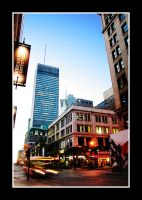 Montreal CIBC tower by P-Photographie