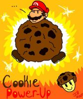 Cookie Power-Up by chocolatetater-tot